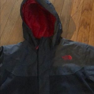 Other - Boys Northface winter jacket